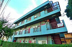 パールハイツ[1階]の外観