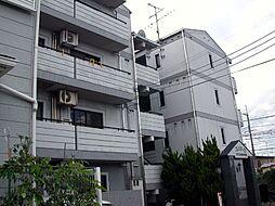 プレステージフジ久米田壱番館[1階]の外観