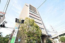 グリーン早稲田[8階]の外観