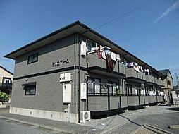 滋賀県彦根市竹ケ鼻町の賃貸アパートの外観