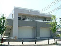 ハイツ晴海3号館(エアコン付き)[2階]の外観
