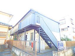 山野コーポ[1階]の外観