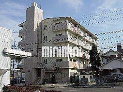 コーポ華[3階]の外観