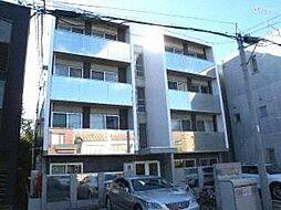 北海道札幌市中央区南九条西15丁目の賃貸マンションの外観