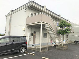 田金マンションB[2階]の外観