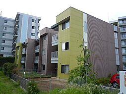 ブランニューシティー常入 F棟[3階]の外観