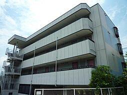 大阪府富田林市錦織南1丁目の賃貸マンションの外観