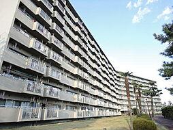宮城県富谷市東向陽台3丁目の賃貸マンションの外観