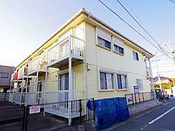 東京都国分寺市本多5丁目の賃貸アパートの外観