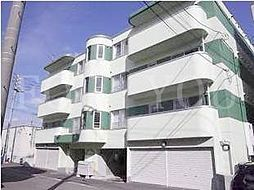 北海道札幌市豊平区美園八条7丁目の賃貸マンションの外観