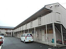中野ハイツ A棟[2階]の外観