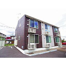 JR信越本線 長野駅 バス20分 松岡宮前下車 徒歩1分の賃貸アパート