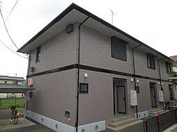 神奈川県相模原市緑区久保沢3丁目の賃貸アパートの外観