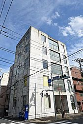 東京都江東区清澄2丁目の賃貸マンションの外観