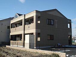愛知県稲沢市陸田宮前1の賃貸アパートの外観