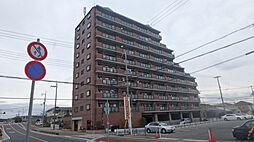 プレステージ姫路西飾磨[803号室]の外観