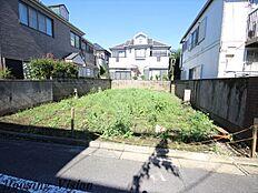 建築条件無し売地ですのでキレイな区画に理想のお住まいを建ててください