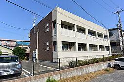 京都府八幡市八幡土井の賃貸アパートの外観