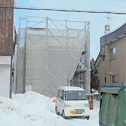 緑町新築AP[1階]の外観