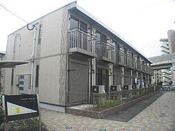 CasaJR箱崎 B棟[108号室]の外観