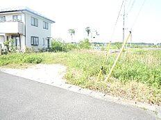 茨城県笠間市大古山にある売地です。