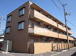 岡山県岡山市南区福富東2丁目の賃貸マンションの外観