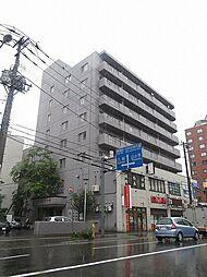 北海道札幌市西区琴似二条1丁目の賃貸マンションの外観