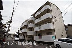 兵庫県姫路市亀山1丁目の賃貸マンションの外観