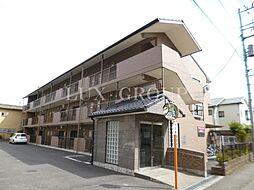 東京都昭島市宮沢町の賃貸マンションの外観