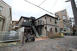 メゾンソレイユ岡町[203号室]の外観