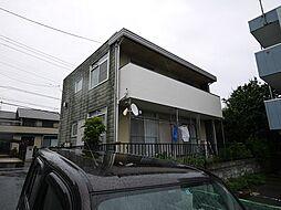会瀬根本コーポ[201号室]の外観