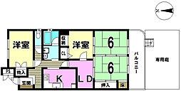 西小学校まで徒歩4分と通学安心庭付・角部屋マンションリフォーム工事もご提案できます。何でもご相談ください(^^)(2019年1月7日撮影)