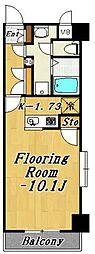 MAISON SEIGEN III[2階]の間取り