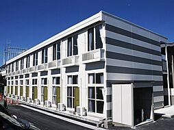 レオパレスハーモニー高石[101号室]の外観