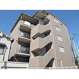奈良県奈良市紀寺町の賃貸マンションの外観