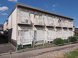 パナメント多摩3[1階]の外観