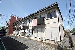 嶋田ハイツ[102号室]の外観