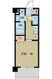 KDXレジデンス用賀(旧プリモレガーロ用賀)[0504号室]の間取り