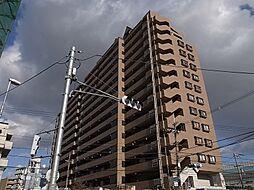 ライオンズマンション三国ケ丘[2階]の外観