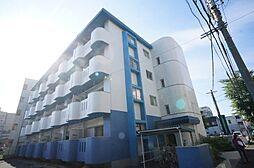 サンハイツ三嶋[1階]の外観