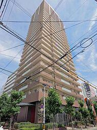 カスタリアタワー長堀橋[16階]の外観