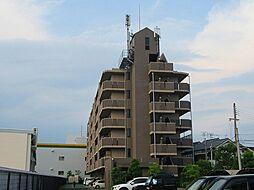 グランビューサン[2階]の外観