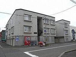 北海道札幌市北区北二十九条西13丁目の賃貸アパートの外観