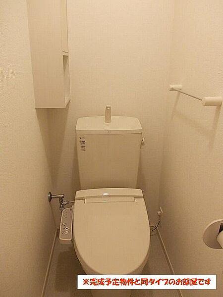 ミーナのトイレ