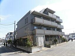 神奈川県川崎市中原区下小田中1丁目の賃貸マンションの外観