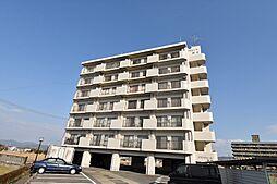 徳島県板野郡藍住町勝瑞字東勝地の賃貸マンションの外観
