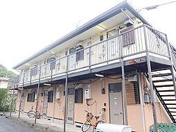 ファミーユ柴田[2階]の外観