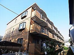 千葉県柏市西原6丁目の賃貸マンションの外観