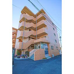 岡山県岡山市東区瀬戸町下の賃貸マンションの外観