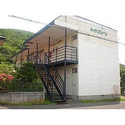 ハイツグリーン[1階]の外観